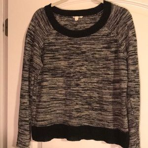 Eileen Fisher %100 Linen Knitted Sweater Boxy